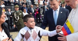 Yalik Peña, el joven que le pidió al Papa Francisco por Venezuela, murió