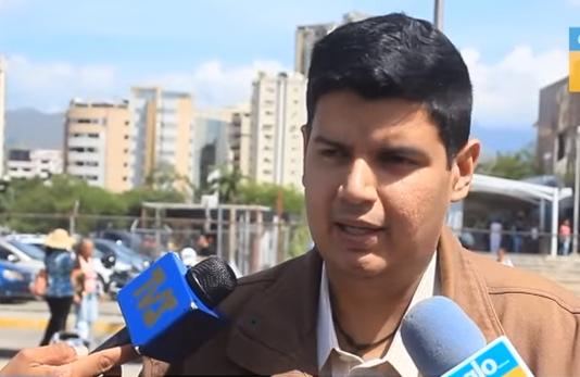 el abogado y analista internacional Daniel Merchán se refirió a la crisis venezolana y sus efectos internos y externos para la sociedad venezolana