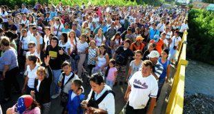 El incremento de venezolanos a Colombia, supone un costo adicional al vecino país