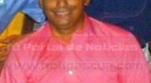Moises Manrique de 32 años asesinado cuando intentaron robarlo