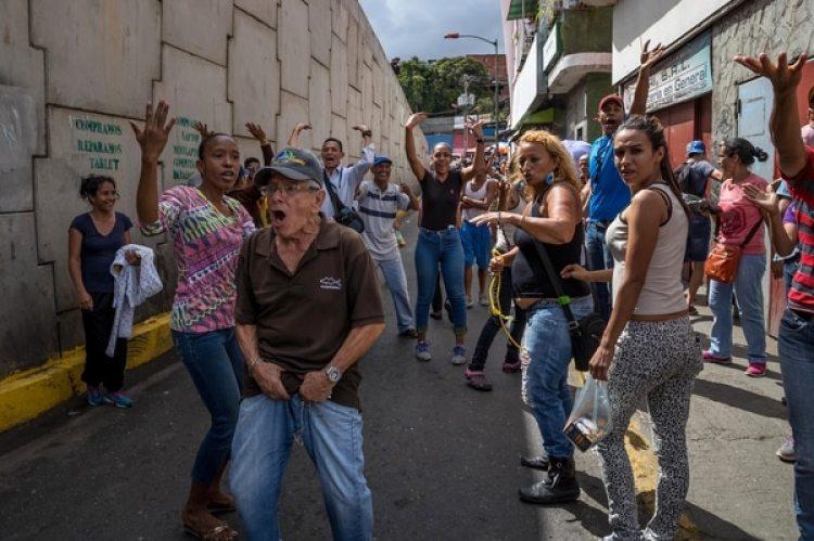 Son chavistas quienes dirigen las recientes manifestaciones