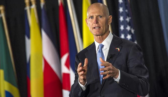 Nuevas medidas estudia el gobernador de Florida, con respecto a empresas venezolanas