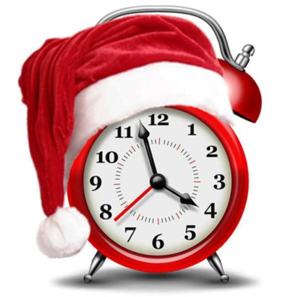Horario especial navideño para la administración pública
