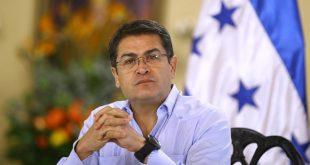 Como ganador de las presidenciales, el Tribunal Electoral de Honduras, declaró ganador de las presidenciales a Juan Orlando Hernández