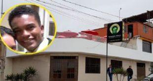 Por la espalda mataron a venezolano en Perú