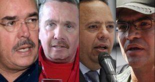 Otros cuatro funcionarios venezolanos, sanciona EEUU