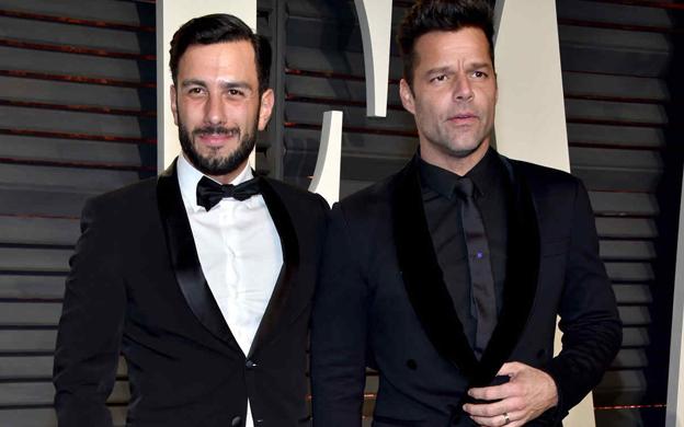 Ricky Martin y Jwan Yosef se casaron en secreto