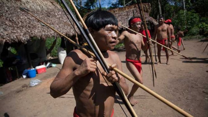 Fallecen a causa del VIH, hombres jóvenes de la etnia Warao