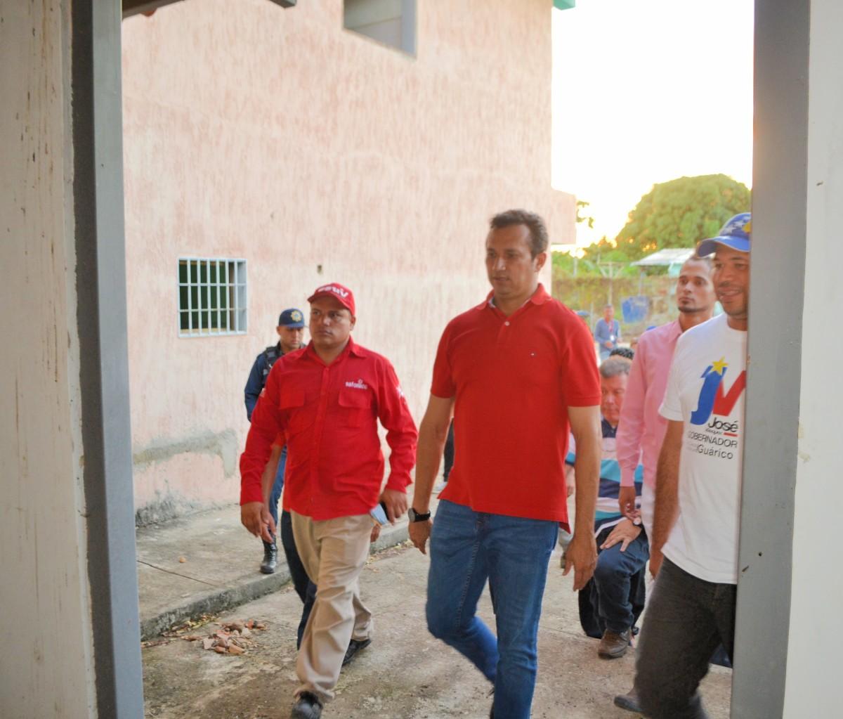 Puertas, ventanas, iluminación, instalaciones sanitarias entre otros detalles serán culminados con los recursos gestionados ante el Gobierno Nacional