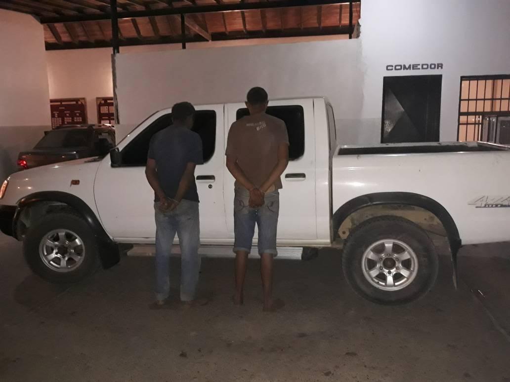 Cayeron con carro reportado como robado