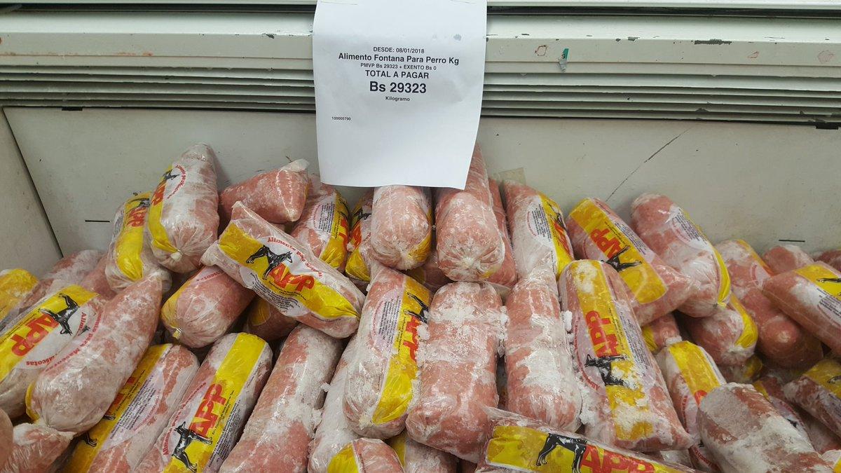"""Los consumidores compran """"Salchichas para Perros"""" y lo cocinan revueltos con huevos o lo sofríen."""