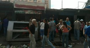 22 locales fueron saqueados en Calabozo