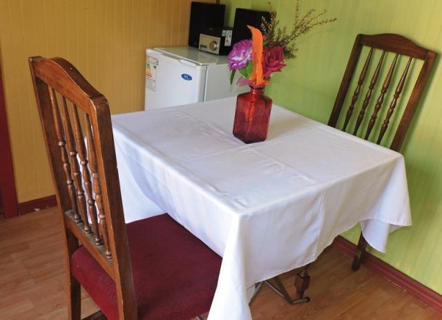 Departamentos equipados con cocina y comedor