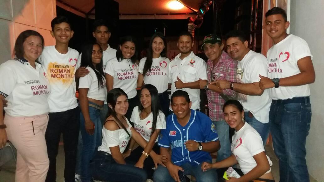 El evento criollo fue en beneficio de la promoción del Liceo Francisco de Miranda