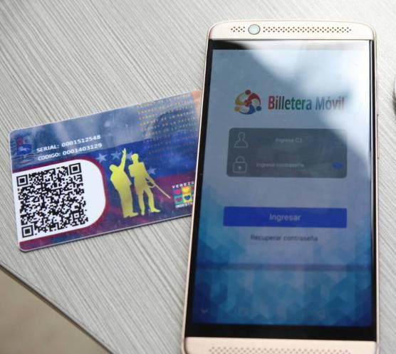 620 mil personas han descargado la aplicación VeQR del Carnet de la Patria de Play Store