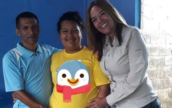 Mujer en San Félix esta embarazada de once bebés
