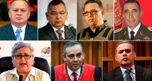Cuarenta altos cargos públicos del país, sancionados por otros gobiernos en los últimos dos años