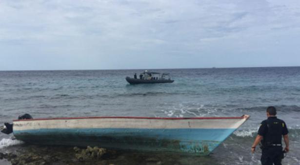 Cuatro balseros venezolanos mueren intentado llegar a costas de Curazao