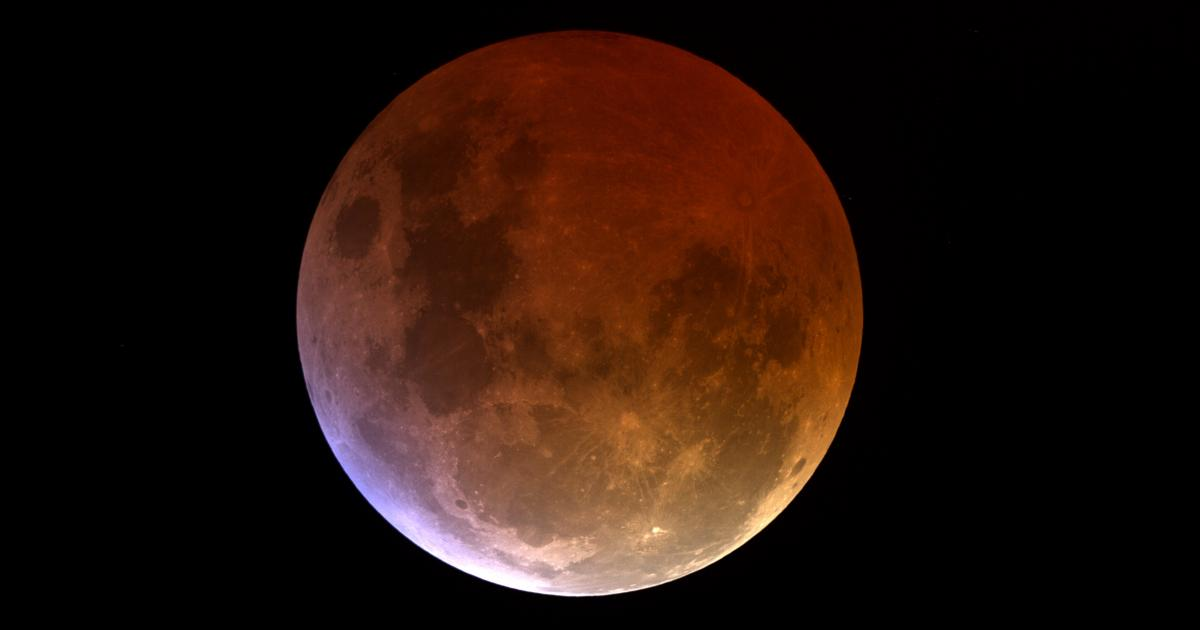 Una superluna con eclipse total, se producirá el 31 de enero