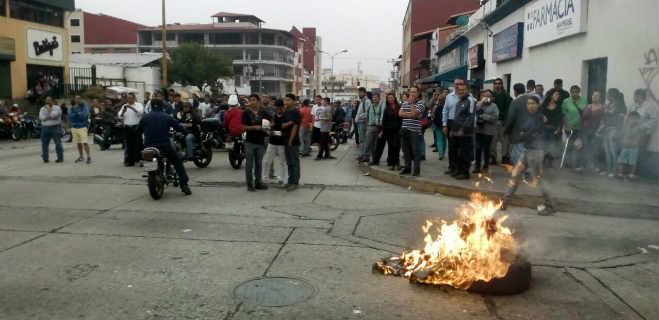Tras saqueos en Mérida por falta de alimentos, 4 muertos y 10 heridos