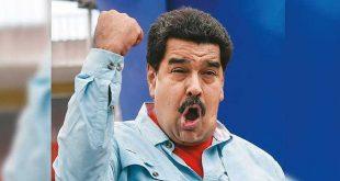 Maduro: Asumo la candidatura presidencial para el período 2019-2025