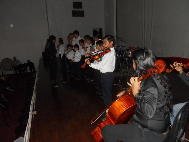 Extraordinaria presentación de los pequeños del Programa de Educación Especial del Núcleo San Juan de los Morros