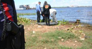 El cuerpo fue localizado a orillas del rió Orinoco en Cabruta (Foto Referencia)