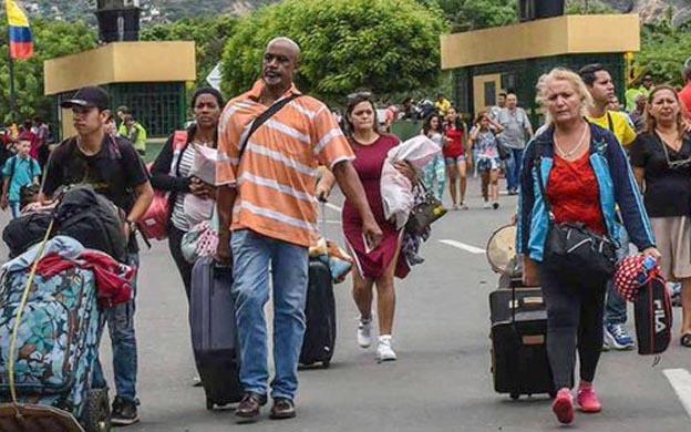 Cúcuta abre centro para atender a migrantes venezolanos