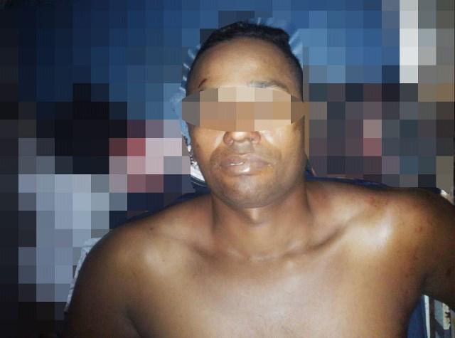 El hombre fue asesinado por sujetos desconocidos.