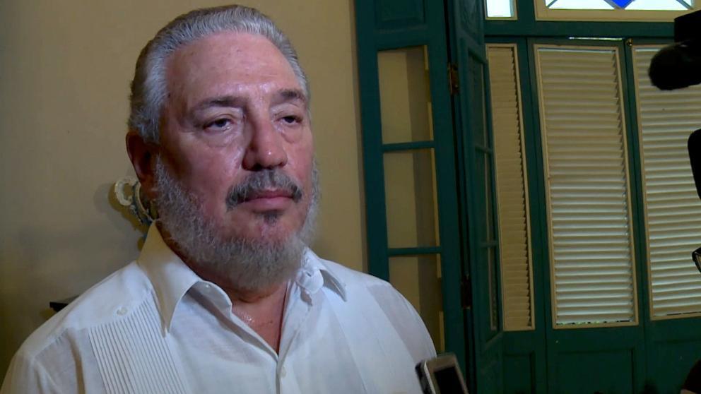 Hijo mayor de Fidel Castro se suicida