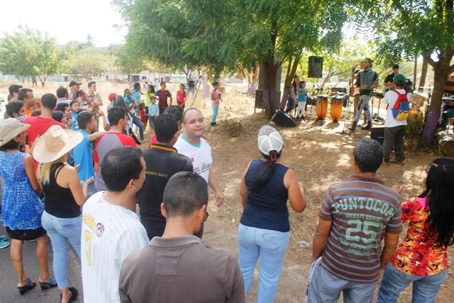Actividades culturales y musicales se dispuso en todos los puntos recreacionales