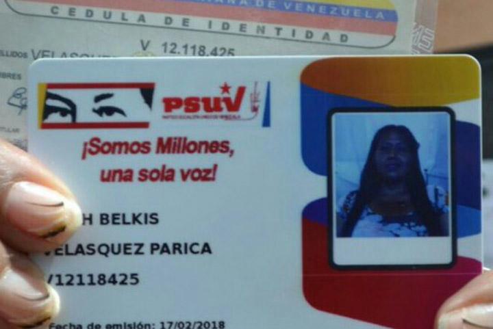 Fallas en el sistema retrasan registro de militantes del PSUV
