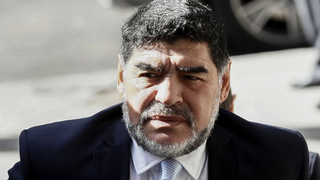 Por segunda vez, le niegan la visa norteamericana a Maradona