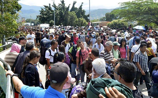 Brasil creará grupo para gestionar llegada de venezolanos