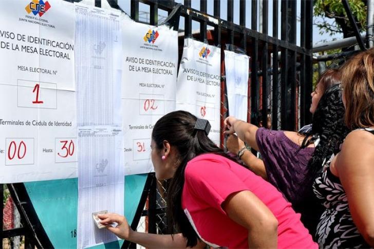 Encuestadora ICS reveló que 56,3% de los venezolanos reelegirá al presidente Nicolás Maduro, en los comicios que se realizarán el próximo 22 de abril