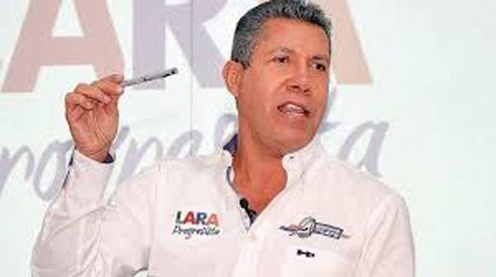 """Henri Falcón: """"Deseo de ser el candidato unitario de la oposición para las elecciones presidenciales del próximo 22 de abril"""""""