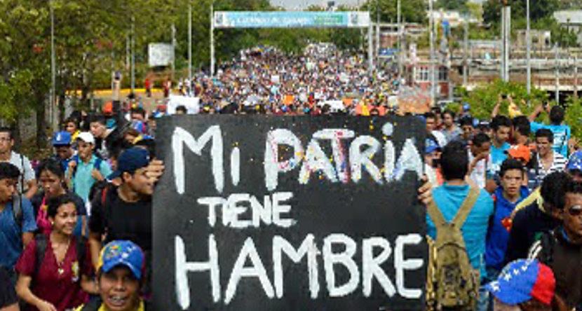 Para resolver la crisis, 65% de los venezolanos prefiere a Maduro