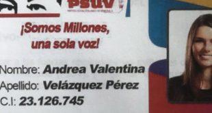 Otorgarán un carnet inteligente a cada militante del PSUV