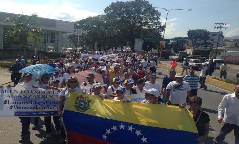 En Trujillo le claman a Lorenzo Mendoza para que sea candidato presidencial