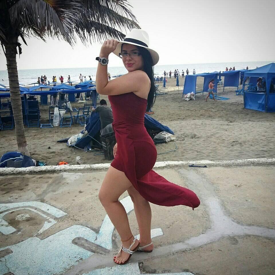 Lorena Marina Cardozo Bocarruido de 22 años. Venezolana asesinada en Ecuador