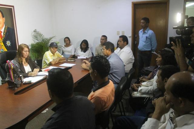 Indicó Loreto que en el municipio se cumple al pie de la letra la Constitución Nacional
