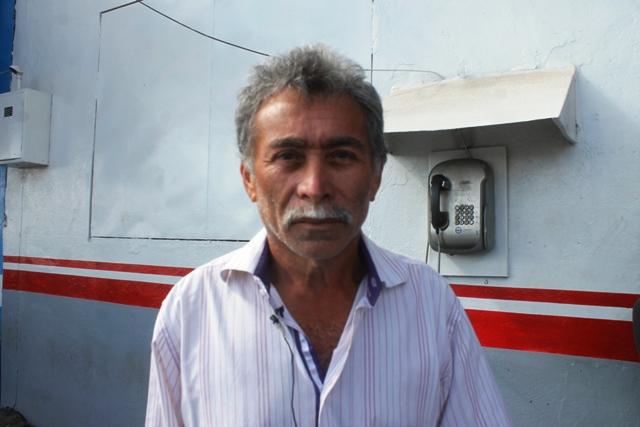 """José Luis Castillo, """"Nos sentimos agradecido por la ayuda prestada"""""""