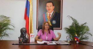 La alcaldesa Nidia Loreto informó a la colectividad sobre los avances de su gestión