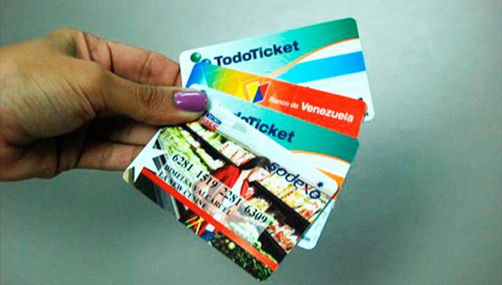El cesta ticket,  se incrementa de 549.000 a 915.000 bolívares mensuales