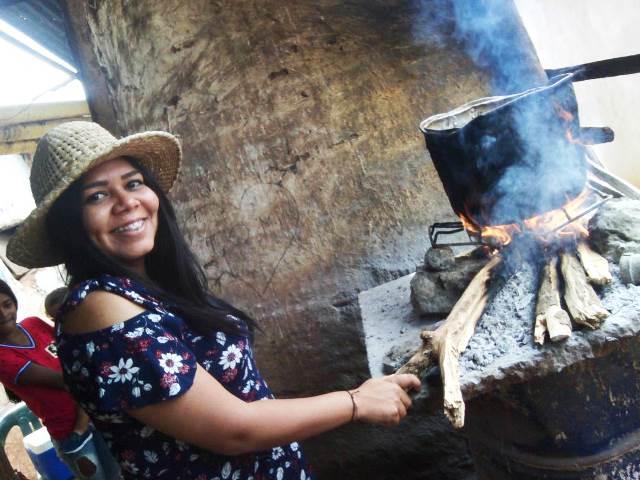 Alcaldesa Jumarli Fonseca estuvo en el operativo Semana Santa 2018