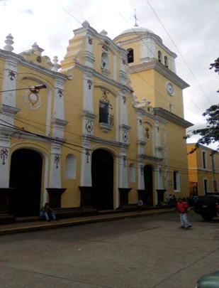 Catedral de Calabozo. Foto: Arturo Álvarez D'Armas, 2017.