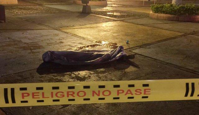 Matan a un venezolano en un parque de Cúcuta