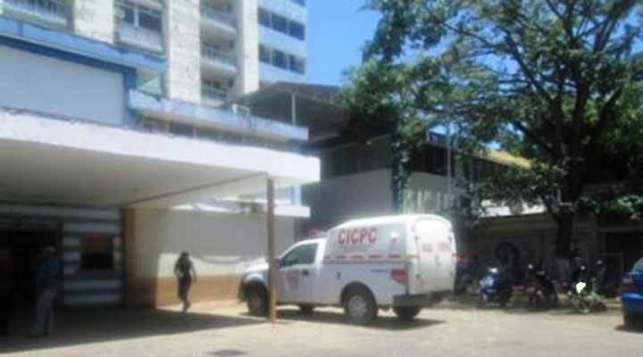 El cuerpo fue llevado a la morgue del hospital vallepascuense.