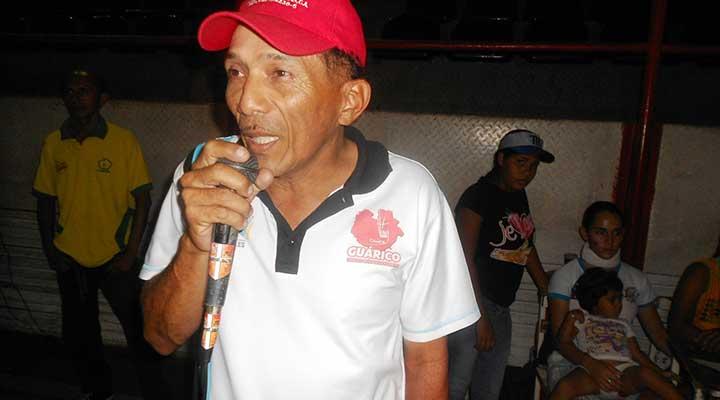 Freddy Loreto, presidente del Iamdein