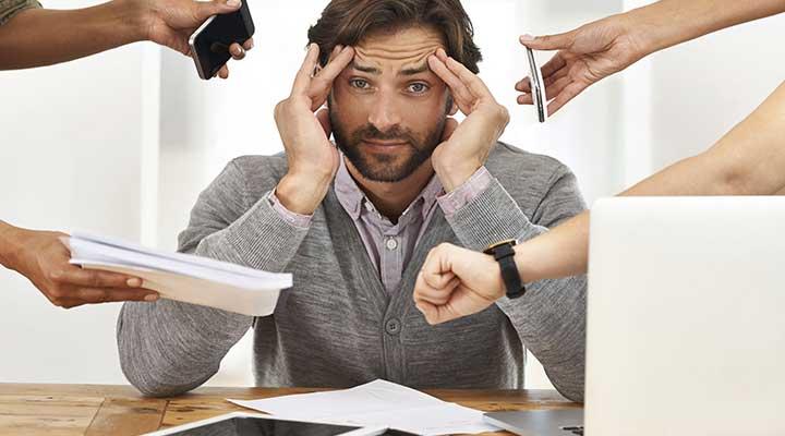 Las personas deben aprender a controlar su estrés
